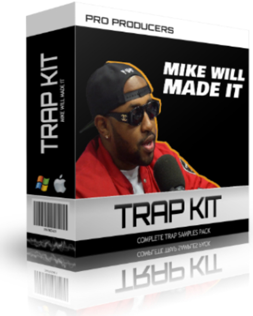 Product picture Mike Will Made It - Official Trap Kit - 2015